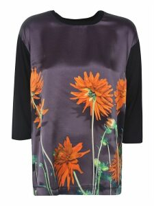 Dries Van Noten Floral T-shirt