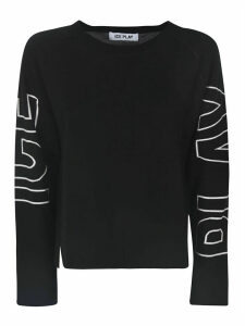 Iceberg Logo Sleeved Sweatshirt