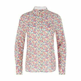 Mini Port Floral Print Shirt
