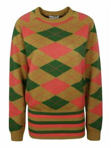Molly Goddard Patterned Sweater