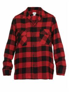 Woolrich Wool Blend Shirt