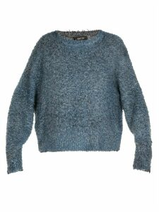 Avant Toi Brushed Sweater