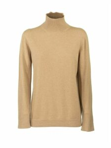Agnona Turtleneck Cashmere Sweater