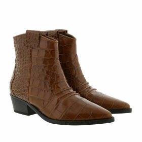 Kennel & Schmenger Boots & Booties - Eve Kroko Cognac - cognac - Boots & Booties for ladies