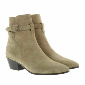 Saint Laurent Boots & Booties - West Jodhpur Boots New Sigaro - brown - Boots & Booties for ladies