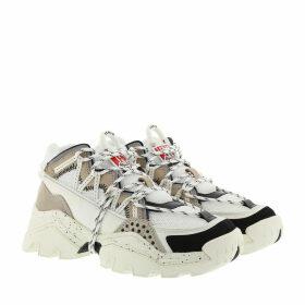Kenzo Sneakers - Inka Low Top Sneaker Pale Grey - white - Sneakers for ladies