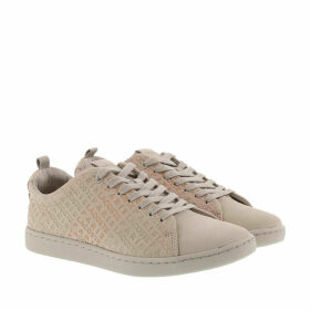 Lacoste Sneakers - Carnaby Evo Grey Gold - beige - Sneakers for ladies