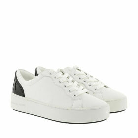 Michael Kors Sneakers - Khloe Lace Up Sneakers Active Optic White - white - Sneakers for ladies