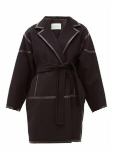 Max Mara - Nizza Coat - Womens - Black
