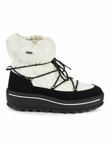 Tidy Waterproof Faux Fur-Lined Winter Boots