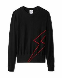 Madeleine Thompson x Aqua Lightning Bolt Sweater - 100% Exclusive