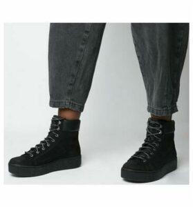 Timberland Marblesea Hightop Sneaker BLACK