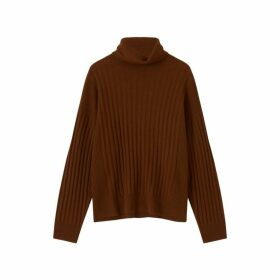 Jigsaw Ribbed Slouchy Jumper