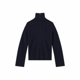 Jigsaw Sailor Collar Rib Jumper