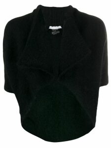 Société Anonyme cropped open cardigan - Black