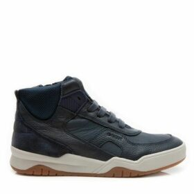 Geox Perth High Top Navy 33 - 40