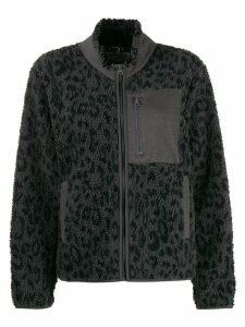 YMC animal pattern jacket - Grey