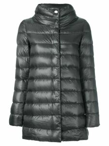 Herno stand collar padded jacket - Grey