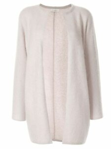 Tomorrowland oversized open-front cardigan - PINK