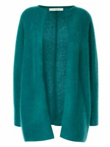 Tomorrowland oversized open-front cardigan - Green