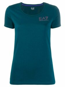 Ea7 Emporio Armani short sleeve T-shirt - Blue