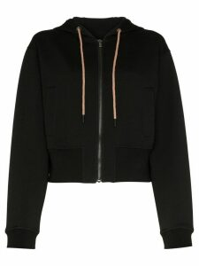 Varley hooded zip sweatshirt - Black