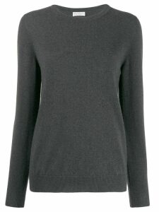 Brunello Cucinelli plain jumper - Grey