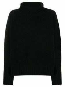 Société Anonyme Peggy turtleneck jumper - Black