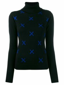 Rossignol JC de Castelbajac Webi turtleneck jumper - Black
