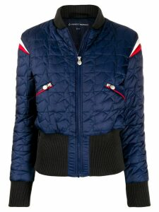 Perfect Moment Glacier padded jacket - Blue
