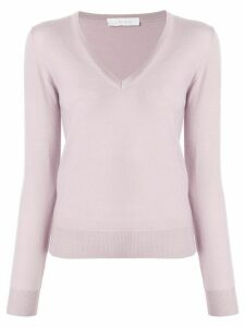 Cruciani V-neck sweater - PINK