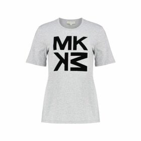 MICHAEL Michael Kors Graphic Logo Cotton-jersey T-shirt