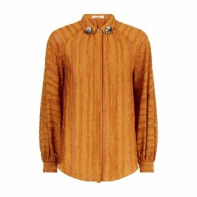 Traffic People Silence And Awe Shirt In Brown