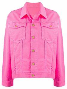 Chiara Ferragni denim jacket - PINK