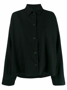 Mm6 Maison Margiela boxy shirt - Black