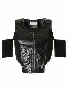 Ambush cold shoulder bustier - Black