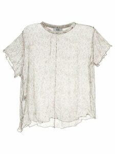 Sir. Tilda semi-sheer top - Grey