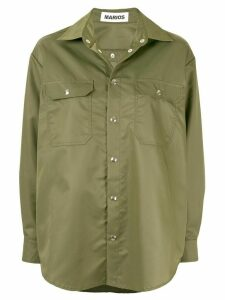 Marios shirt jacket - Green