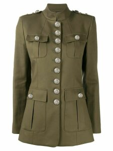 Michael Kors Collection military jacket - Green