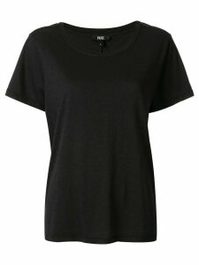 PAIGE loose fit T-shirt - Black