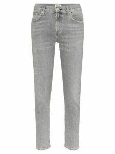 Agolde Toni slim leg jeans - Grey