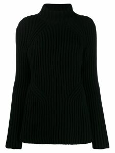Givenchy rib-knit jumper - Black