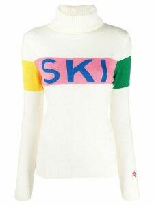 Perfect Moment Ski jumper - NEUTRALS