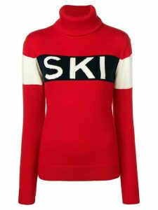Perfect Moment Ski jumper - Red