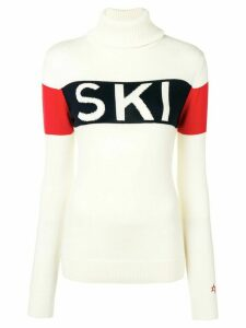 Perfect Moment Ski jumper - White