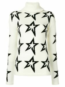Perfect Moment Star Dust jumper - White