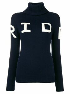 Perfect Moment Ride jumper - Blue