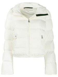 Perfect Moment Polar Flare padded jacket - White