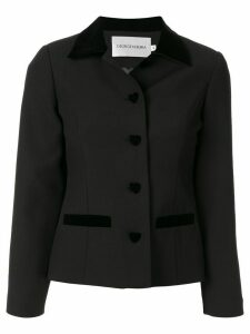 George Keburia Black Classic Jacket