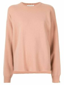 Extreme Cashmere crew neck sweaterr - Pink